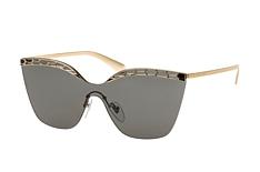 BVLGARI Bvlgari Damen Sonnenbrille » BV8189«, goldfarben, 504/13 - gold/braun