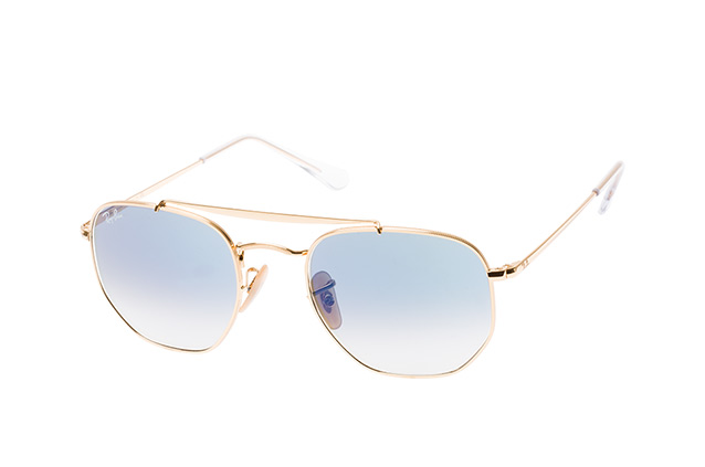 Ray-Ban The Marshal RB 3648 001/3F S