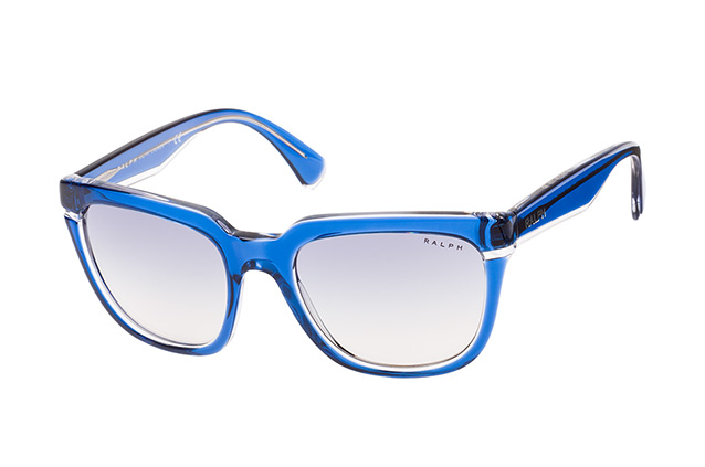 RALPH Ralph Damen Sonnenbrille » RA5237«, blau, 16967B - blau/blau