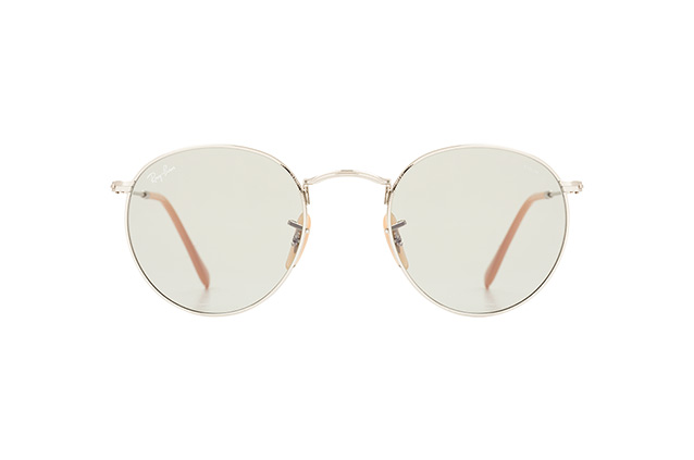 Ray-Ban Round Metal RB 3447 9065/I5 vue en perpective