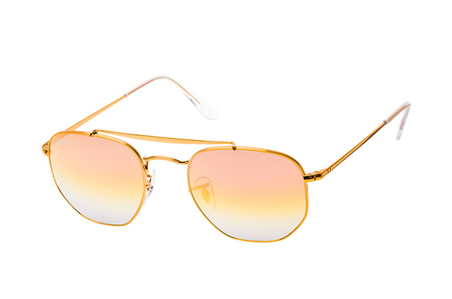 Ray-Ban The Marshal RB 3648 9001/I1 S Perspektivenansicht