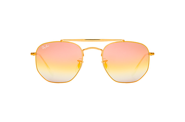 Ray-Ban The Marshal RB 3648 9001/I1 S Prix ​​boutique Pas Cher Réduction Manchester O9yYHij