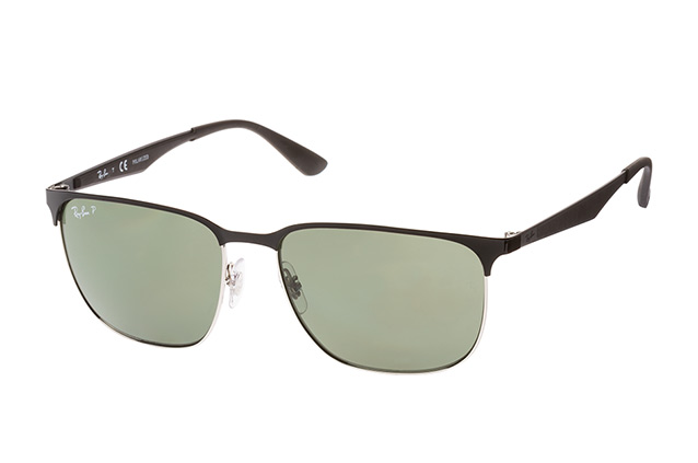 bf13950a5a0 ... Ray-Ban RB 3569 9004 9A. null perspective view ...