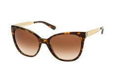 MICHAEL KORS Michael Kors Damen Sonnenbrille »NAPA MK2058«, weiß, 331287 - weiß/grau