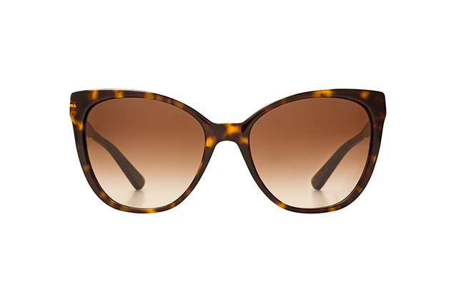 MICHAEL KORS Michael Kors Damen Sonnenbrille »NAPA MK2058«, braun, 329313 - braun