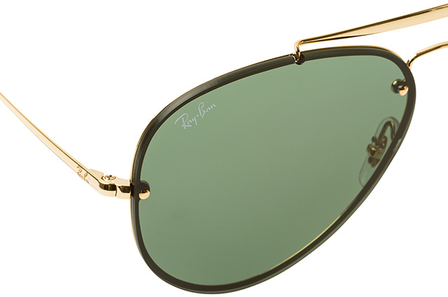 Ray-Ban Blaze RB 3584-N 9050/71 large perspective view