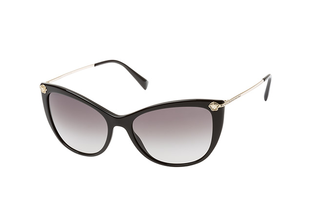 7dac3dc3dd2 ... Versace Sunglasses  Versace VE 4345B GB1 11. null perspective view ...
