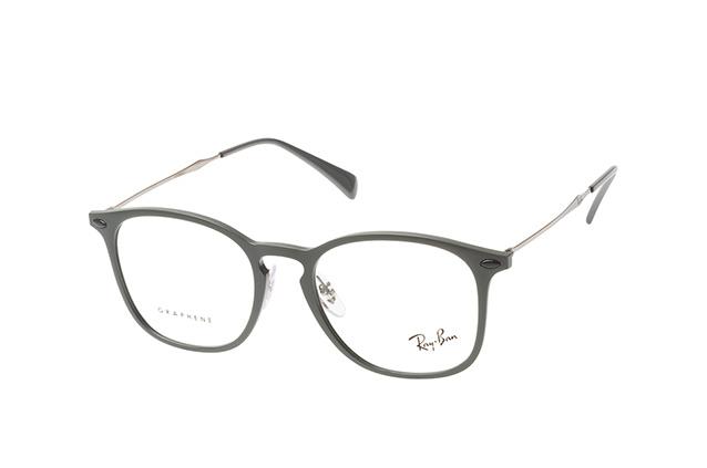RAY BAN RAY-BAN Herren Brille » RX8954«, grau, 5757 - grau