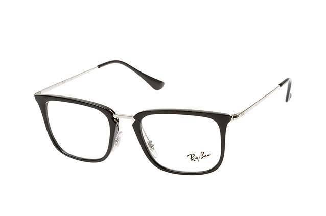 Ray-Ban RX 7141 5753 large vista en perspectiva