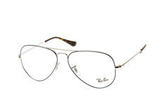 Ray-Ban Aviator RX 6489 2970 L small