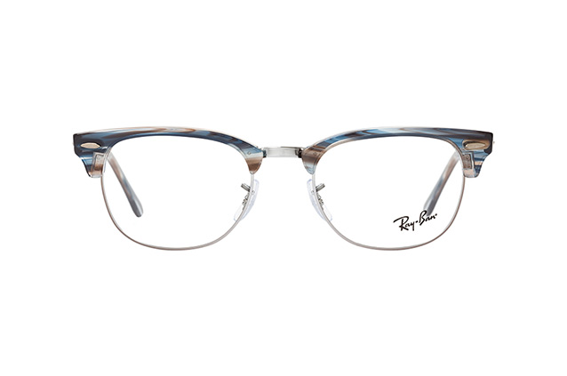 Ray-Ban Clubmaster RX 5154 5750 large perspective view