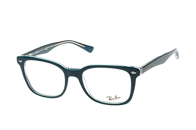 2bc14dfc5a ... Glasses  Ray-Ban RX 5285 5763. null perspective view ...