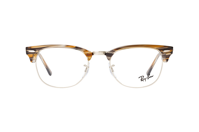 Ray-Ban Clubmaster RX 5154 5749 large perspective view