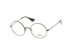 ray-ban-rx-6392-2509-small-round-brillen-schwarz