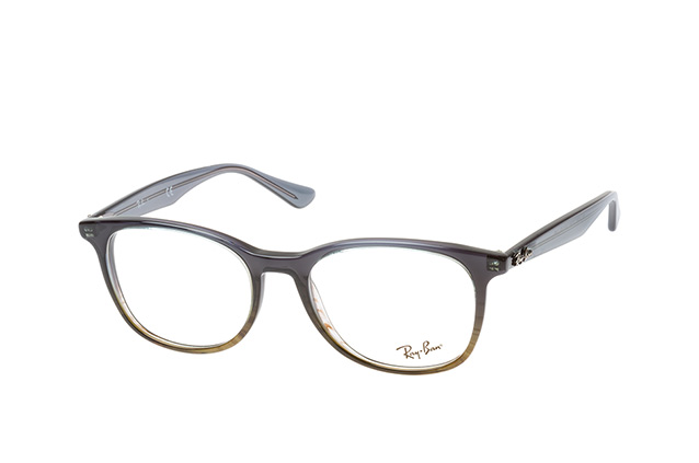 95ed038012 ... Glasses  Ray-Ban RX 5356 5766. null perspective view ...