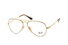 ray-ban-aviator-rx-6489-2945-l-aviator-brillen-goldfarben