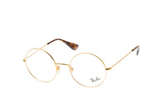 ray-ban-rx-6392-2969-small-round-brillen-goldfarben