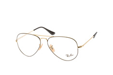 Ray-Ban Aviator RX 6489 2946 L small