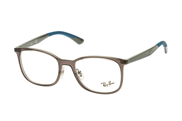ec57d729c9a ... Glasses  Ray-Ban RX 7142 5760. null perspective view ...