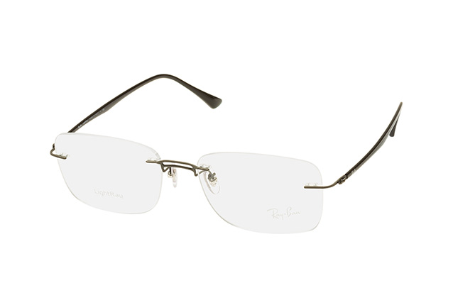 Ray-Ban RX 8750 1128 perspective view