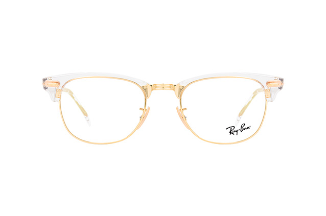 Ray-Ban Clubmaster RX 5154 5762 large perspective view