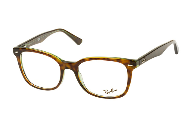 c2d7440621b ... Glasses  Ray-Ban RX 5285 2383 large. null perspective view ...