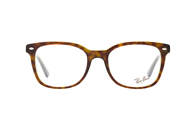 Ray-Ban RX 5285 2383 large vue en perpective