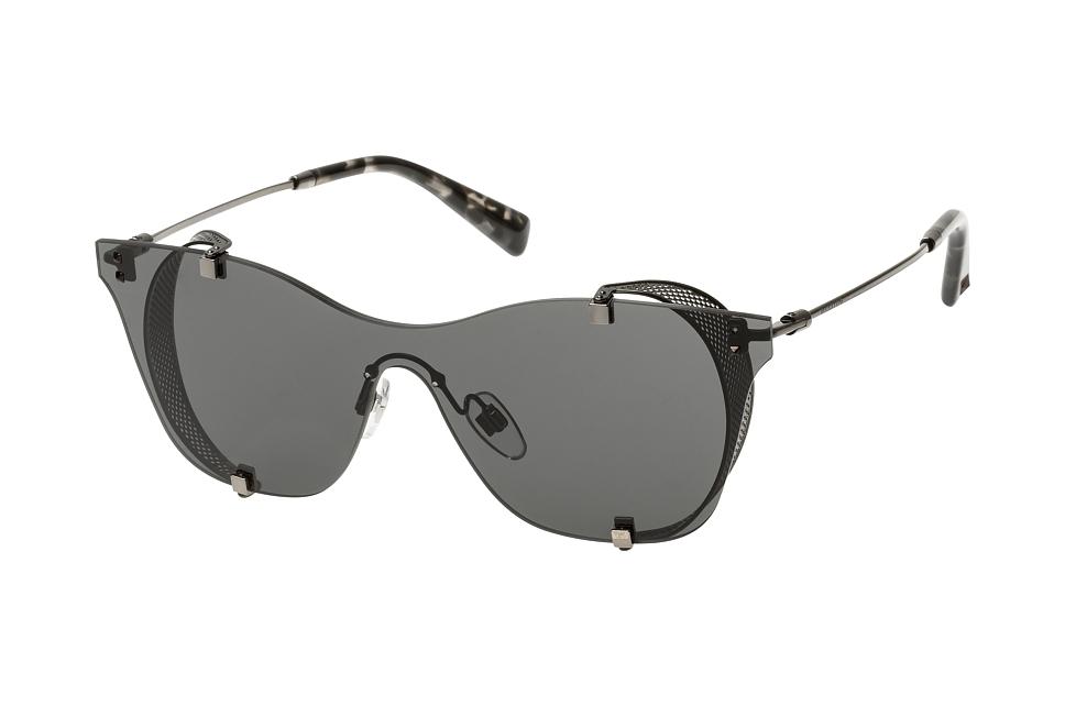 VA 2016 3005/87, Singlelens Sonnenbrillen, Grau