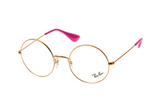 ray-ban-rx-6392-2943-small-round-brillen-goldfarben