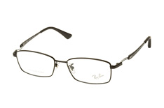 ray-ban-rx-8745d-1074-rectangle-brillen-schwarz