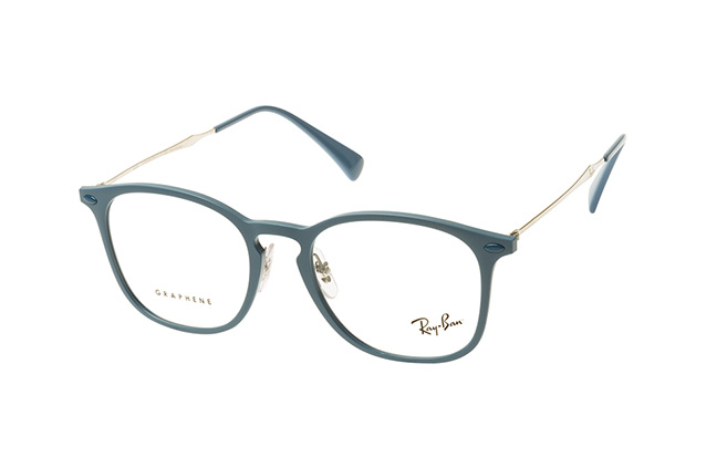 e0e9a2c7bbb ... Glasses  Ray-Ban Graphene RX 8954 5756 large. null perspective view ...