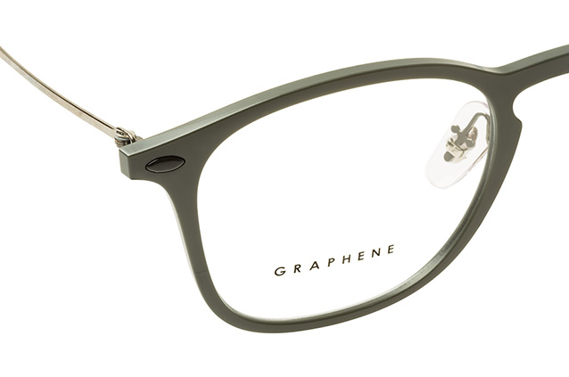 Ray-Ban Graphene RX 8954 5757 small vista en perspectiva