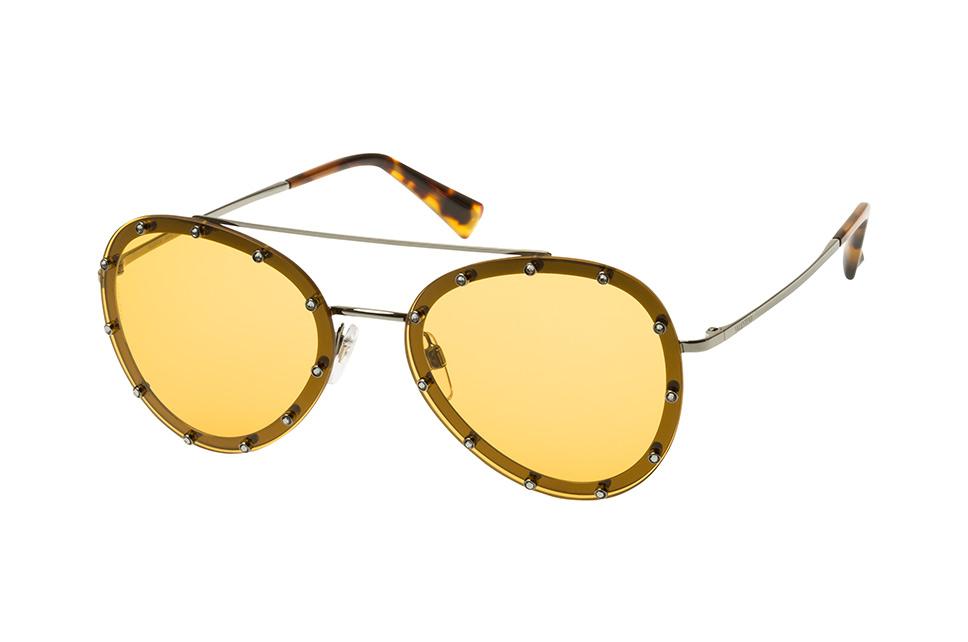 VA 2013 3005/85, Aviator Sonnenbrillen, Silber