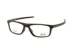Oakley Pommel OX 8127 01, inkl. Gläser, Rechteckige Brille, Herren - Preisvergleich