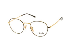 ray-ban-rx-3582v-2946-small-round-brillen-goldfarben