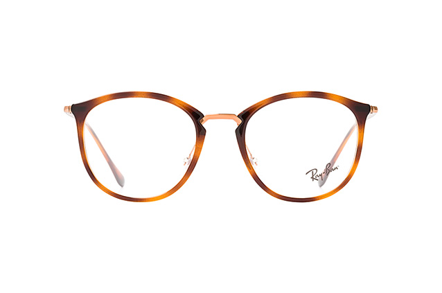 Ray-Ban RX 7140 5687 large Perspektivenansicht