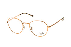 ray-ban-rx-3582v-2943-large-round-brillen-goldfarben