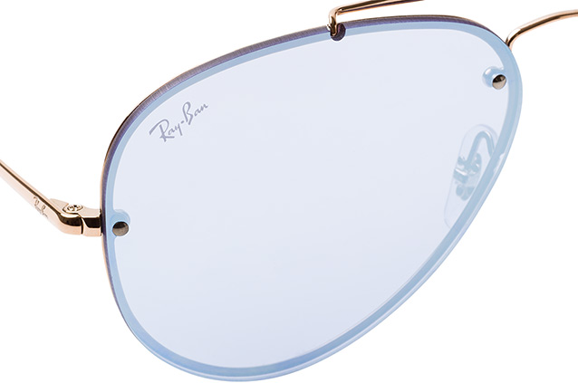 Ray-Ban Blaze RB 3584-N 90531U large perspective view