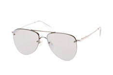 Le Specs The Prince 1602203 , Argent , Aviator