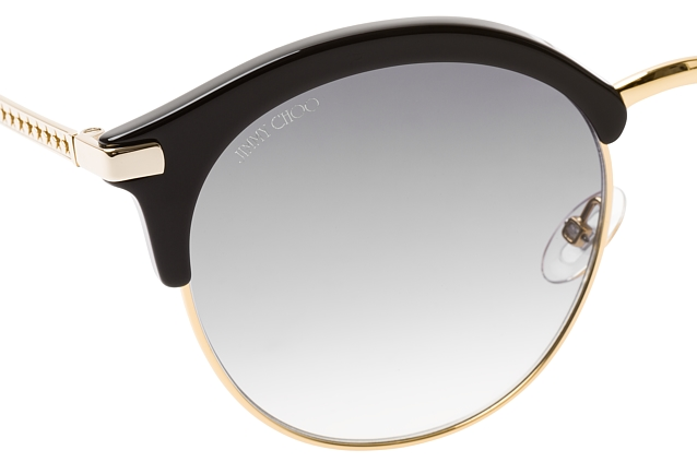 Jimmy Choo Hally/S 807.9O vista en perspectiva