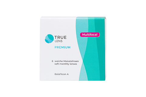 TrueLens TrueLens Premium Monthly Multifocal front view