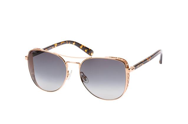 JIMMY CHOO Jimmy Choo Damen Sonnenbrille » SHEENA/S«, goldfarben, DDB/9O - gold/grau
