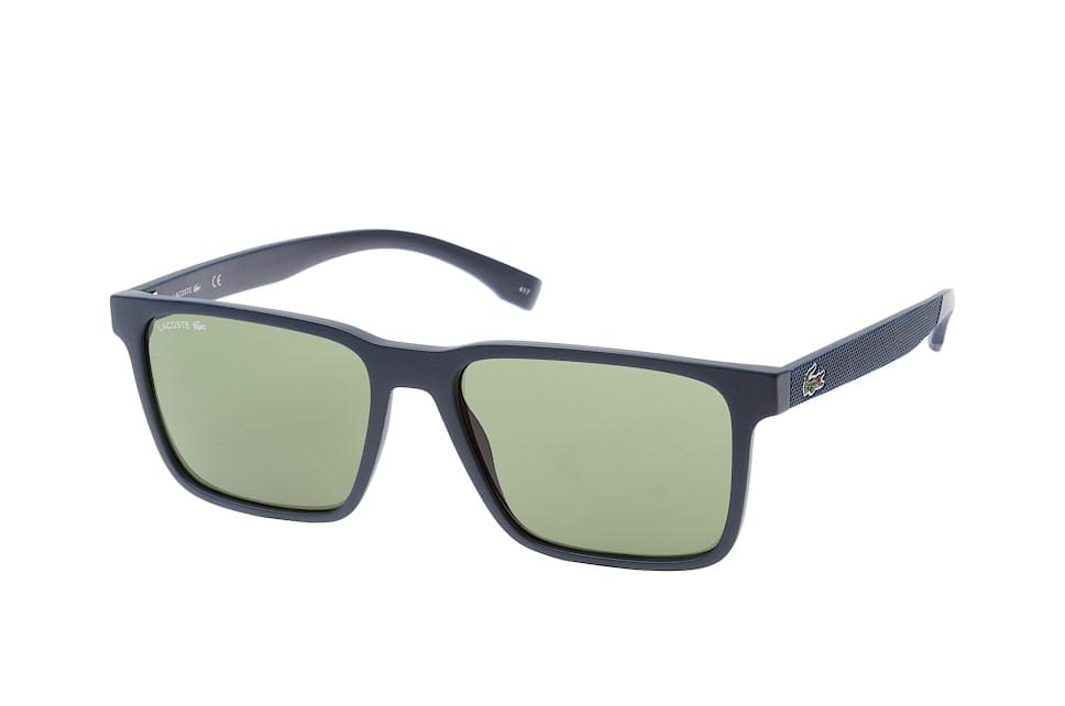 L 872S 421, Rectangle Sonnenbrillen, Dunkelblau