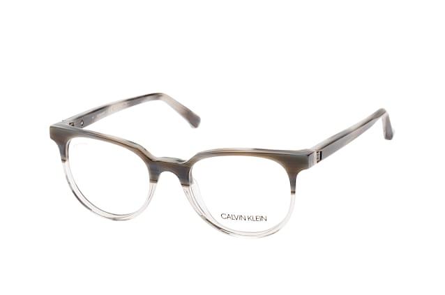 54606ede1a ... Calvin Klein Glasses  Calvin Klein CK 8582 048. null perspective view  ...