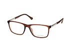 Calvin Klein CK 5864 200 Havana / Brown perspective view thumbnail