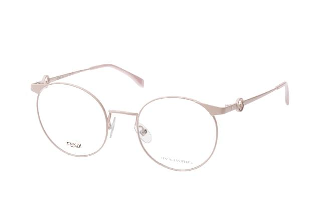 FENDI Fendi Damen Brille » FF 0305«, rosa, 35J - rosa