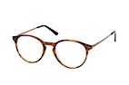 Mister Spex Collection Demian AC50 B Havana / Marron vue en perpective Thumbnail