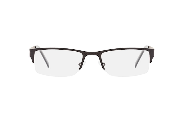 Aspect by Mister Spex Steinbeck 635 black vue en perpective