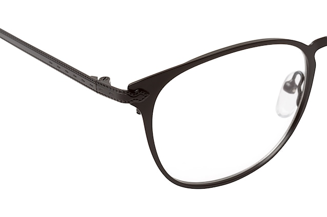 Mister Spex Collection Alfio 992 black vue en perpective