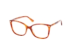 Gucci GG 0026O 001 Havana / Light brown perspective view thumbnail
